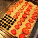 July 4th Brownie