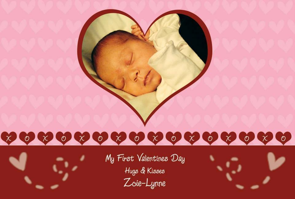 First Valentine's Day