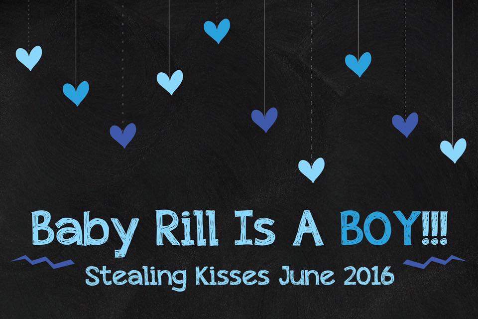 Is A Boy!