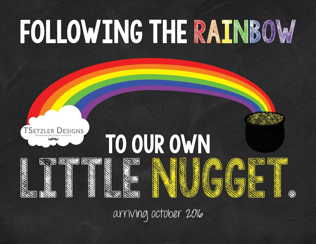 Rainbow Nugget