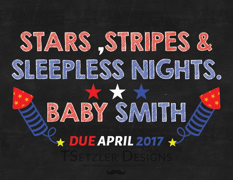 Stars, Stripes & Sleepless Nights