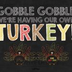 Gobble Gobble Pregnancy Announcement