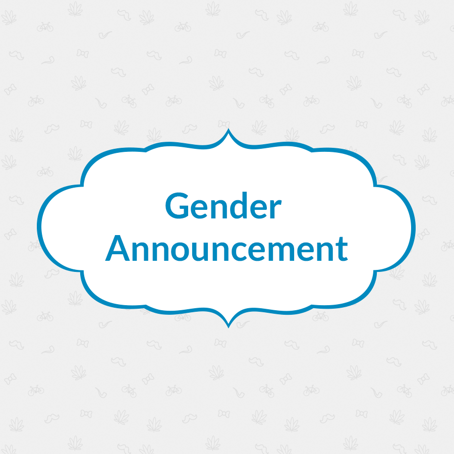 Gender Announcement