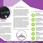 Pople Software Brochure