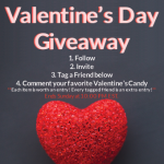 Valentine's Day Giveaway - Instagram