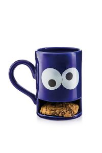 Cookie Monster Cookie Holder Mug