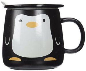 Penguin Shaped Mug