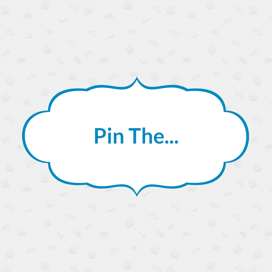 Pin The