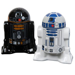 R2D2 and R2Q5