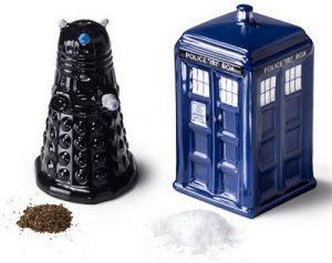 TARDIS v. Dalek
