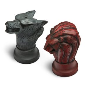 Game of Thrones Stark and Lannister Map Marker