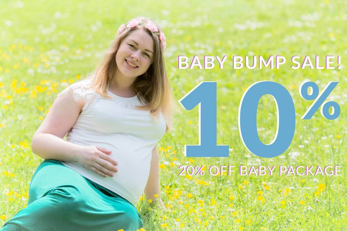 Baby Bump Sale