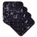 Blue Pearl Granite-Ceramic | Coaster