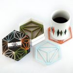 Hexa Shape Coasters