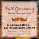 Fall Giveaway 2017