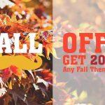 Fall Offer 2016