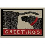 Greetings - Door Mat