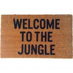 Welcome to the Jungle - Door Mat