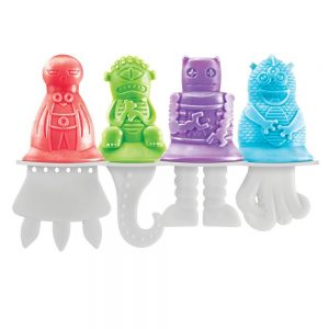 Space Monsters Popsicle Mold