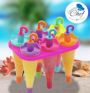 Umbrella Popsicle Mold