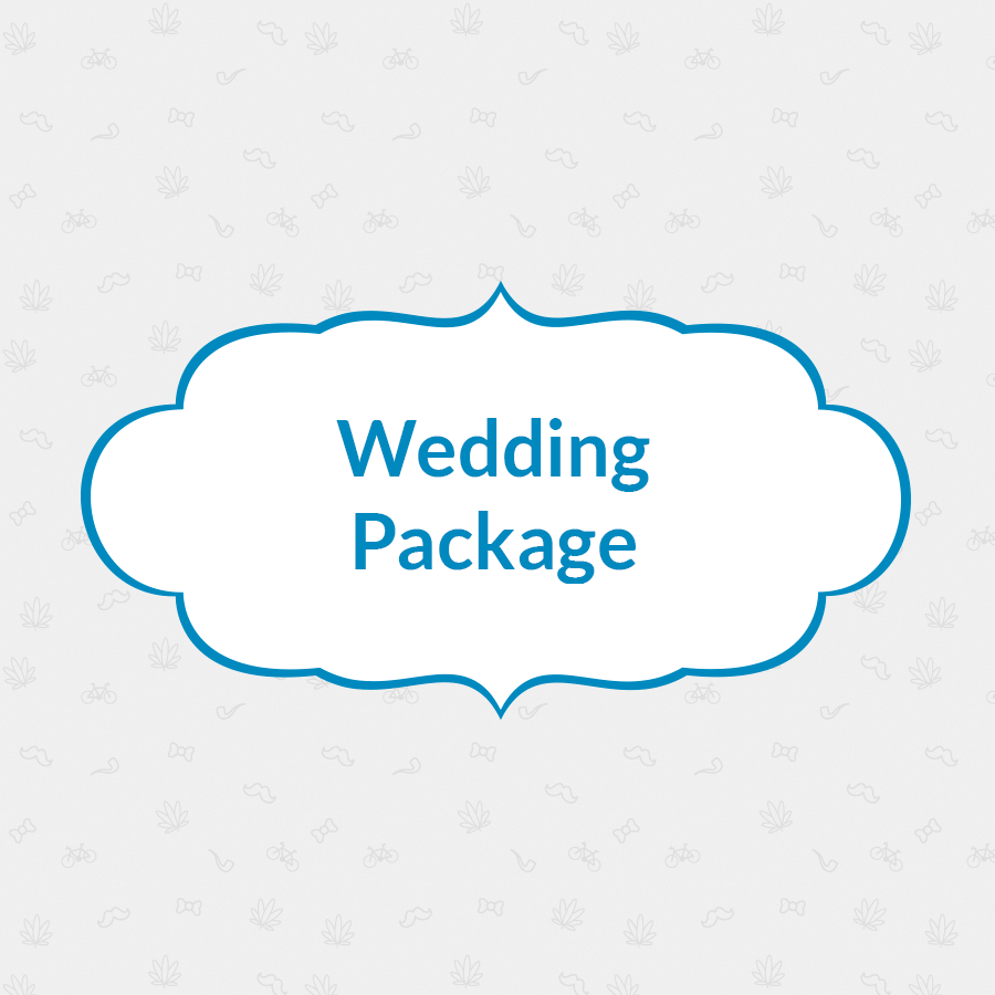 Package – Wedding Premium
