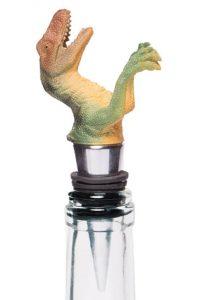 Velociraptor Wine Stopper