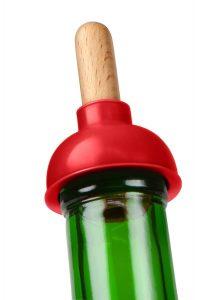 Plunger Wine Stopper
