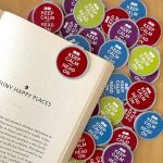 Keep Calm and Read On Bookmark