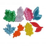 Leaf Cookie Stamp
