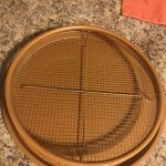 Copper Ceramic Crisper Tray