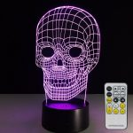 Skull Light w/ Controller