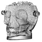 Glass Brain Freeze Skull Ice Bucket