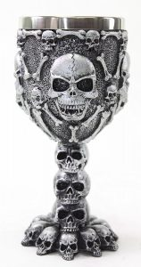 Skulls & Bones Goblet