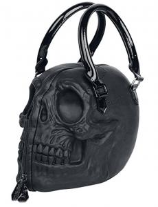 Skull Bowler Bag