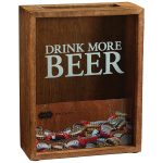 Drink More Beer, Beer Cap Display Box