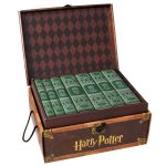 Harry Potter House Trunk Sets (Slytherin Set)