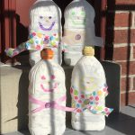 Upcycle Snow Family