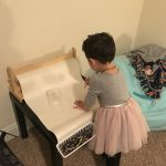 DIY Drawing Table