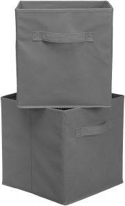 Foldable Storage Cubes