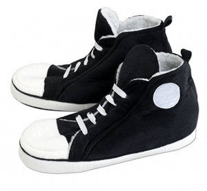 Hi-Top Sneaker Slippers