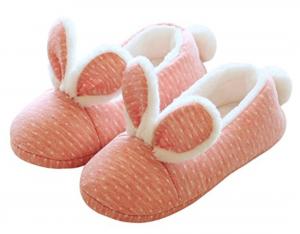 Bunny Ear Slippers