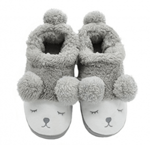 Bear Bootie Slippers