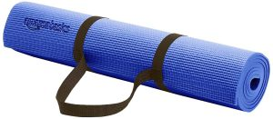AmazonBasics 1/4-Inch Yoga and Exercise Mat