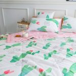 J-pinno Cactus Comforter Set