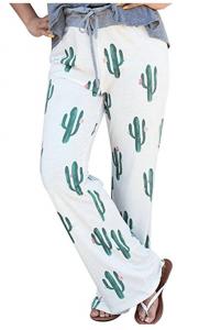 Wisslotus Cactus Lounge Pants