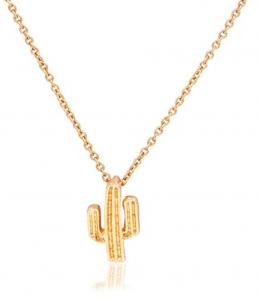 Zealmer Cactus Necklace