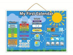 Le Yogi My First Calendar