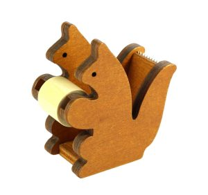 BeeChamp  Squirrel Tape Dispenser