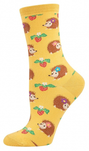 Hedgehogs Socks