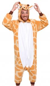Silver Lilly Giraffe